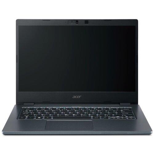 "Ноутбук Acer TravelMate P4 TMP414-51-51XT (Intel Core i5 1135G7 2400MHz/14""/1920x1080/8GB/512GB SSD/Intel Iris Xe Graphics/3G/LTE/Без ОС) NX.VPCER.007 slate blue"