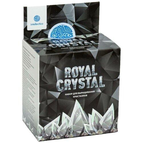 Набор для опытов Intellectico Royal Crystal