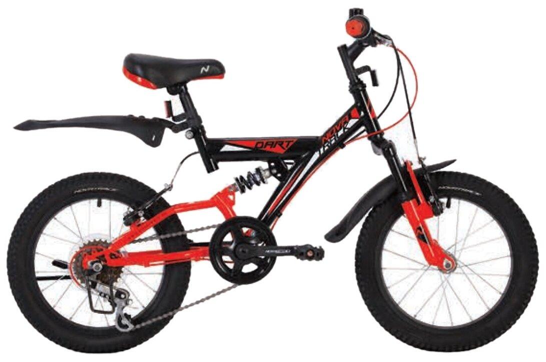 Велосипед Novatrack Dart 16 5 (2020)