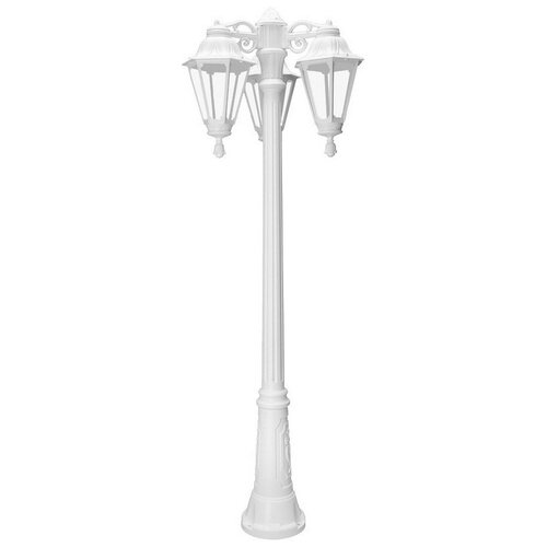 Fumagalli Уличный светильник Rut E26.156.S30.WXF1RDN, E27, 18 Вт, цвет арматуры: белый fumagalli уличный светильник rut e26 156 s30 wxf1rdn