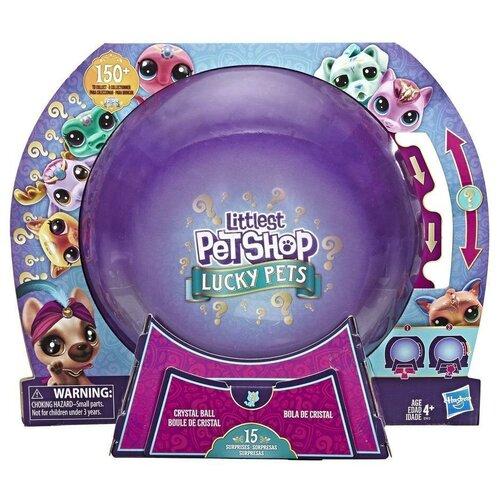 Игровой набор Littlest Pet Shop Littlest Pet Shop Lucky Pets Crystal Ball E7412