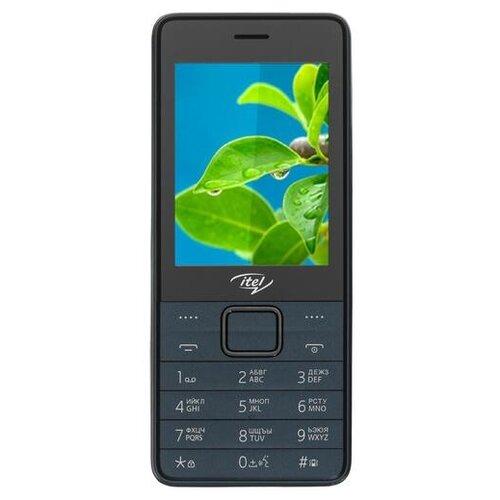 Телефон Itel it5312 темно-зеленый