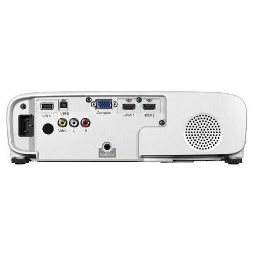 Фото - Проектор Epson EH-TW750 проектор epson eh tw5600 белый [v11h851040]