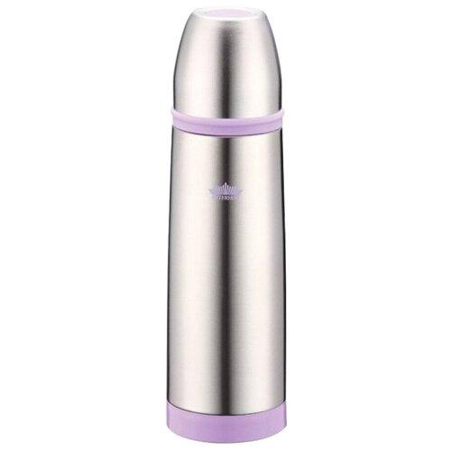 Классический термос Peterhof PH-12409-8, 0.8 л фиолетовый