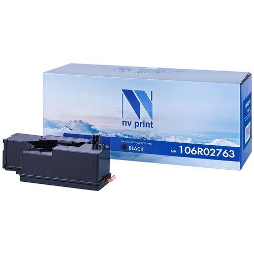 Фото - Картридж NV Print 106R02763 для Xerox, совместимый картридж nv print 106r02778 для xerox совместимый