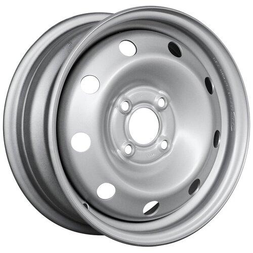 Фото - Колесный диск Magnetto Wheels 14000 5.5х14/4х100 D60.1 ET43, silver колесный диск nz wheels f 40 6х14 4х100 d60 1 et43 mbrsi