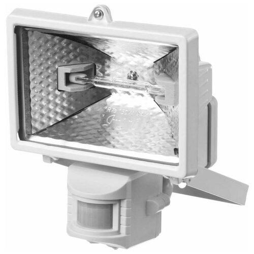 Прожектор галогенный с датчиком движения 150 Вт STAYER MAXLight 57111-W