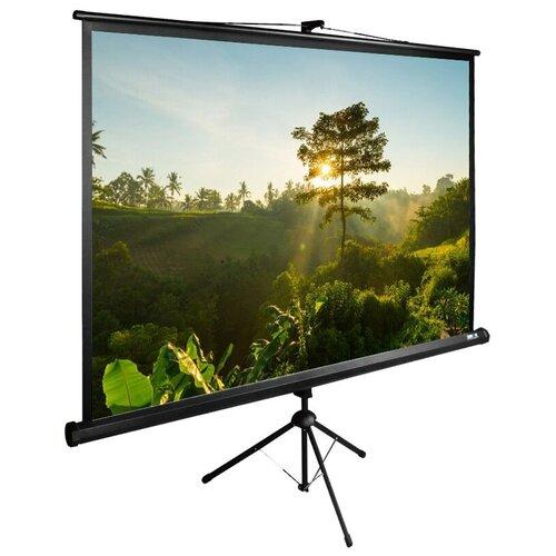 Фото - Рулонный матовый белый экран cactus TriExpert CS-PSTE-200х200-BK экран cactus triexpert 180x135cm 4 3 cs pste 180x135 bk