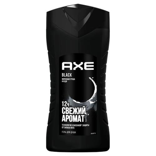 гель для душа axe кожа и печеньки 250 мл Гель для душа Axe Black, 250 мл