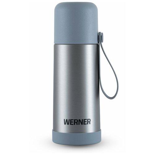 Классический термос Werner Urban, 0.5 л серебристый