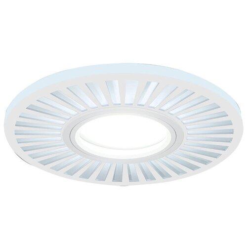 Фото - Встраиваемый светильник gauss Backlight 14 BL137 светильник gauss встраиваемый светодиодный backlight bl114