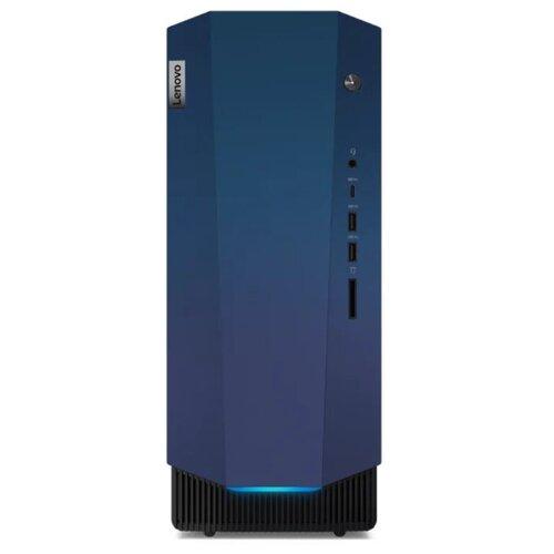 Настольный компьютер Lenovo IdeaCentre G5 14IMB05 (90N9009RRS) Mini-Tower/Intel Core i5-10400/8 ГБ/1 ТБ SSD/NVIDIA GeForce GTX 1650 SUPER/DOS черный