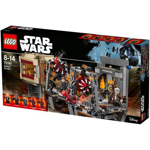 Фото - Конструктор LEGO Star Wars 75180 Побег Рафтара lego star wars книга идей