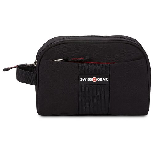 Несессер SWISSGEAR, чёрный, полиэстер, 20х7х16см Swissgear MR-SA6085202008