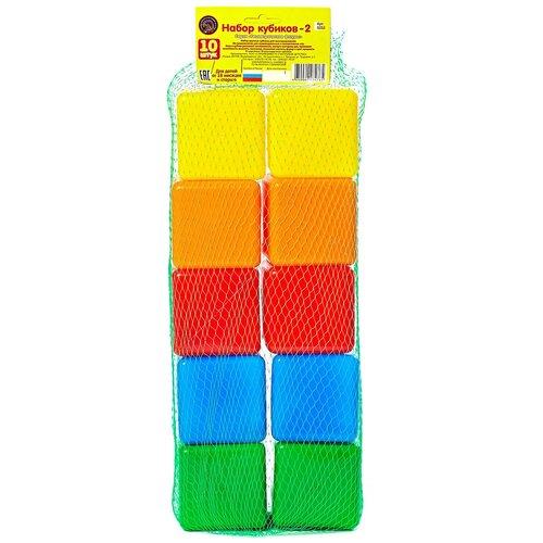 Кубики Строим вместе счастливое детство Набор-2 5253