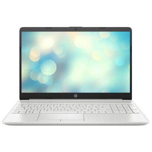 """Ноутбук HP 15-gw0030ur (AMD Ryzen 3 3250U/15.6""""/1920x1080/8GB/512GB SSD/AMD Radeon 620 2GB/DOS) 22P43EA естественный серебряный"""