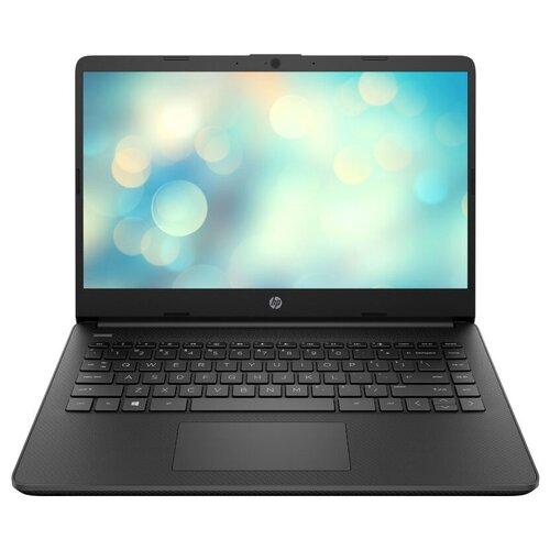 "Ноутбук HP 14s-fq0018ur (AMD Athlon 3050U 2300MHz/14""/1366x768/4GB/256GB SSD/AMD Radeon Graphics/DOS) 28P47EA черный"
