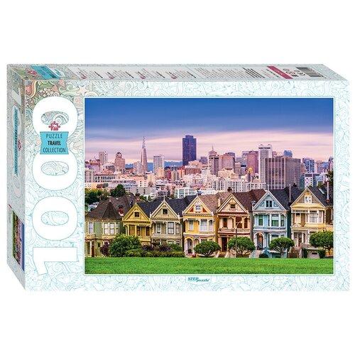 Купить Пазл Step puzzle Travel Collection США Сан-Франциско (79141), 1000 дет., Пазлы