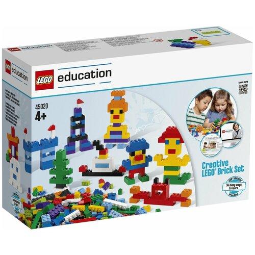 Конструктор LEGO Education PreSchool 45020 Кирпичики LEGO для творческих занятий