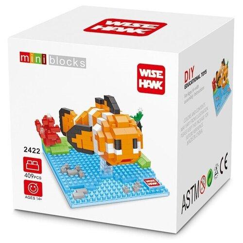 Конструктор Wisehawk mini blocks 2422 Рыбка Немо