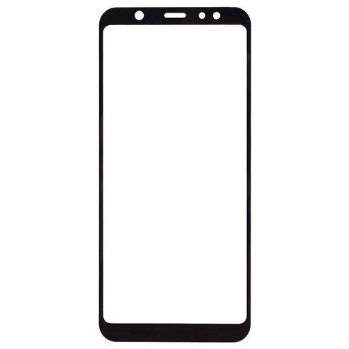 Защитное стекло Gosso FULL SCREEN для Samsung Galaxy A6 Plus (2018) черный