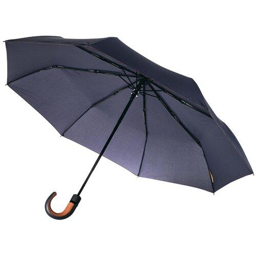 Складной зонт Palermo, темно-синий беспроводные наушники matteo tantini etna 2 0 black