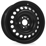 Колесный диск Magnetto Wheels 17000 7x17/5x114.3 D66.1 ET45 Black