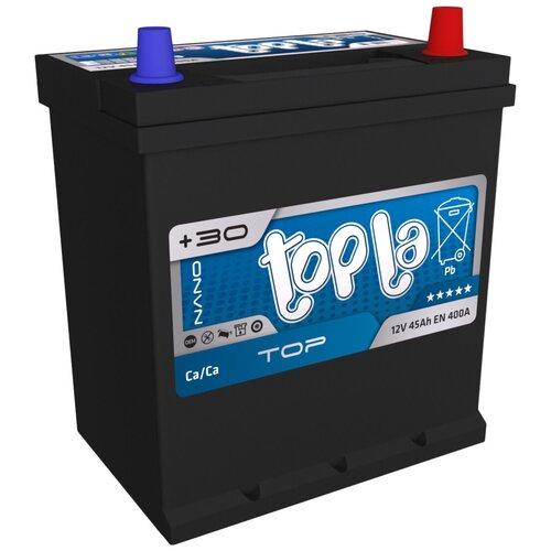 Аккумулятор Topla Top JIS 118245 topla аккумулятор легковой topla top jis 45 ач о п b19l