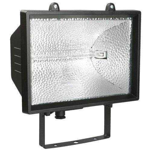 Прожектор галогенный 1500 Вт IEK ИО1500 (Black)