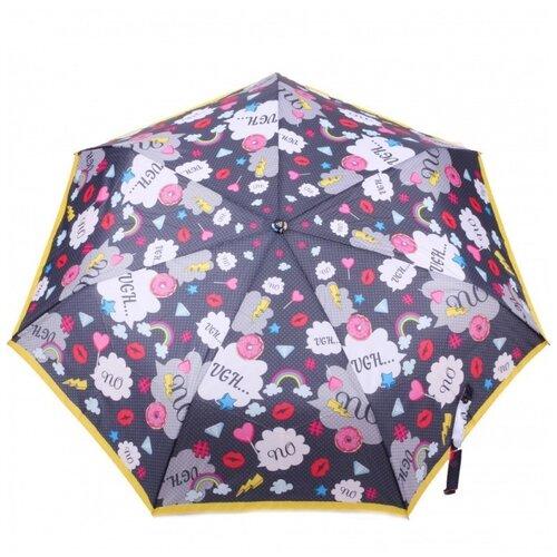Зонт Fabretti Р-18100-3 00062977 Зонт Fabretti Р-18100-3 зонт складной fabretti fabretti fa003dwfzhc9