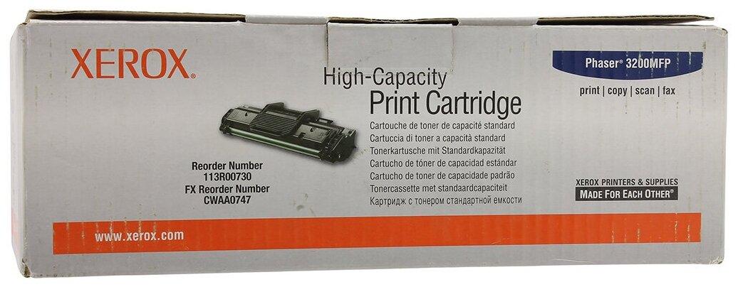 Картридж Xerox 113R00730 — купить по выгодной цене на Яндекс.Маркете