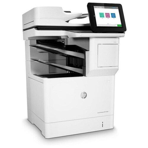 МФУ HP LaserJet Managed Flow MFP E62665z, белый