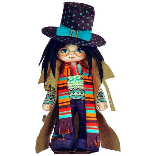 Купить К1089 Набор для создания каркасной текстильной куклы 'Маленький принц'45см, NOVA SLOBODA, Изготовление кукол и игрушек