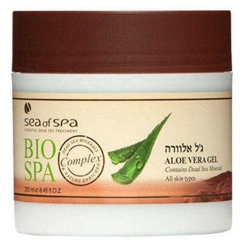 Купить Гель для тела Sea of Spa Aloe Vera Gel с минералами Мертвого моря, 250 мл