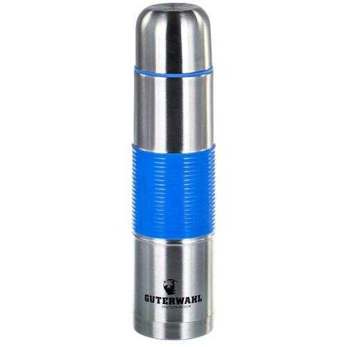 Классический термос Guterwahl Keep Warm, 0.75 л синий