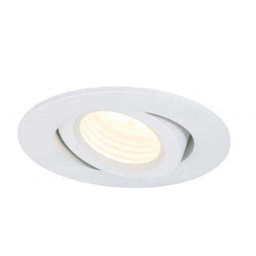 Фото - Встраиваемый светильник Paulmann 92685 3 шт. встраиваемый светильник paulmann 92521 3 шт