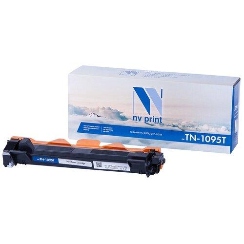 Фото - Картридж NV Print TN-1095T Black для Brother, совместимый картридж nv print tn 213 black