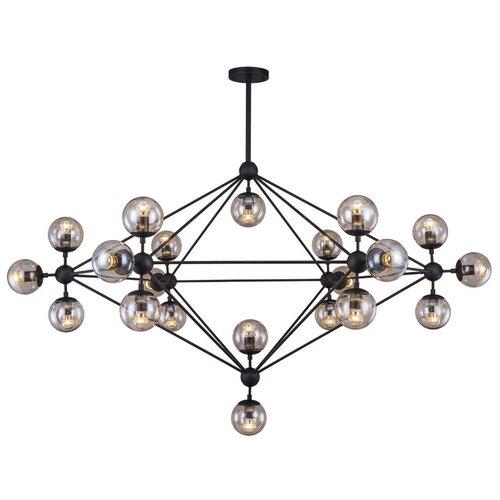 Люстра Lussole Loft Hartwell LSP-8166, E27, 840 Вт люстра lussole loft hartwell lsp 8166 e27 840 вт