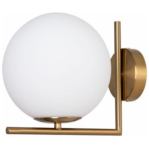 Настенный светильник Arte Lamp Bolla-unica A1921AP-1AB, 40 Вт