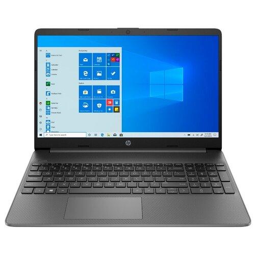 "Ноутбук HP 15s-eq1274ur (AMD Athlon 3150U 2400MHz/15.6""/1920x1080/4GB/256GB SSD/AMD Radeon Graphics/Windows 10 Home) 2X0M5EA грифельно-серый"