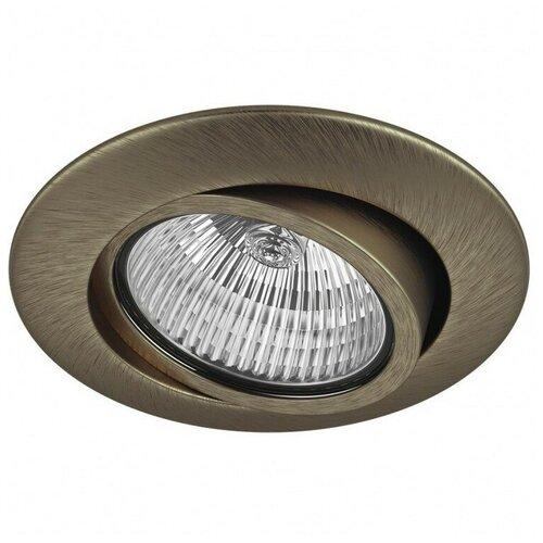 Встраиваемый светильник Lightstar Teso ADJ 011081