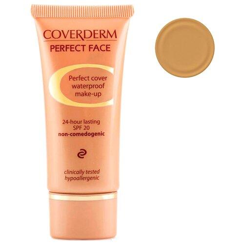 Coverderm Тональный крем Camouflage Perfect Face, 30 мл, оттенок: №30