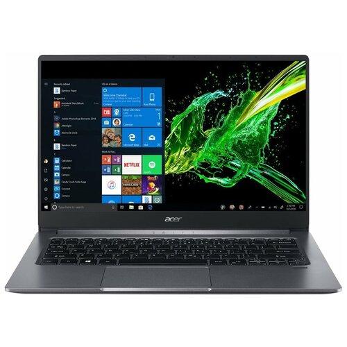 "Ноутбук Acer Swift 3 SF314-57G-78D5 (Intel Core i7 1065G7 1300MHz/14""/1920x1080/16GB/1024GB SSD/NVIDIA GeForce MX350 2GB/Windows 10 Home) NX.HUKER.002 серый"