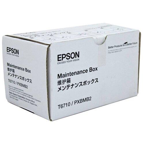 Бункер отработанного тонера Epson C13T671000