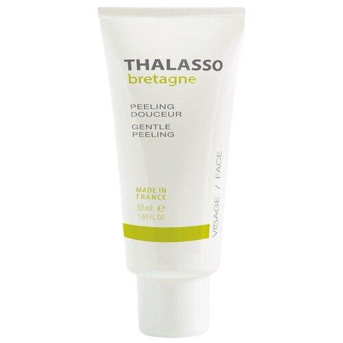 Thalasso Bretagne пилинг для лица Gentle Peeling 50 мл