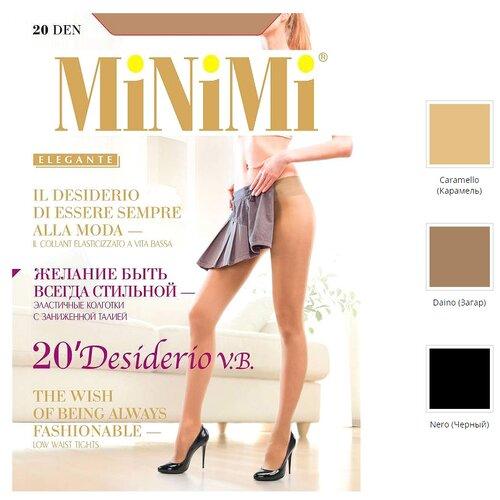 Фото - Колготки MiNiMi Desiderio V.B., 20 den, размер 4-L, fumo (серый) колготки minimi vittoria 20 den размер 4 l fumo серый