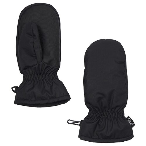 Купить AAW203T1GL01 Варежки детские Уни р. 5-6 цвет черный, Oldos, Перчатки и варежки
