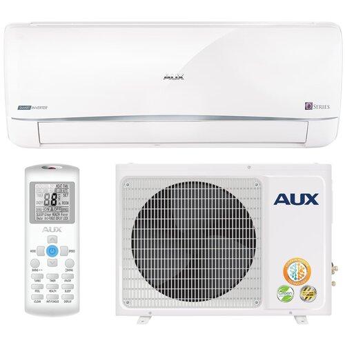 Настенная сплит-система AUX ASW-H24A4/DE-R1 белый