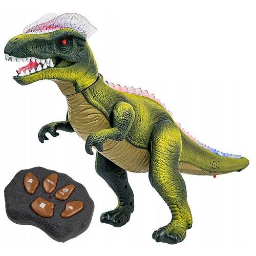 Робот Jia Qi Dinosaur с ДУ зеленый