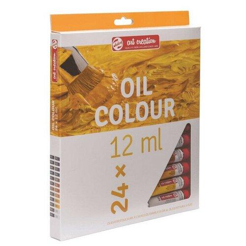 Купить Краски масляные Art Creation 24цвx12мл, 9020124M, Royal Talens